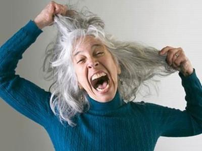 如何将白发转黑发的养发注意事项