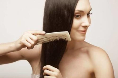 针对女性的防脱生发的养发方法
