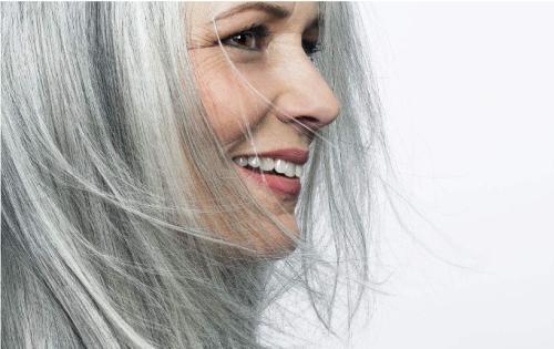 想要产后白发变黑发该怎么做